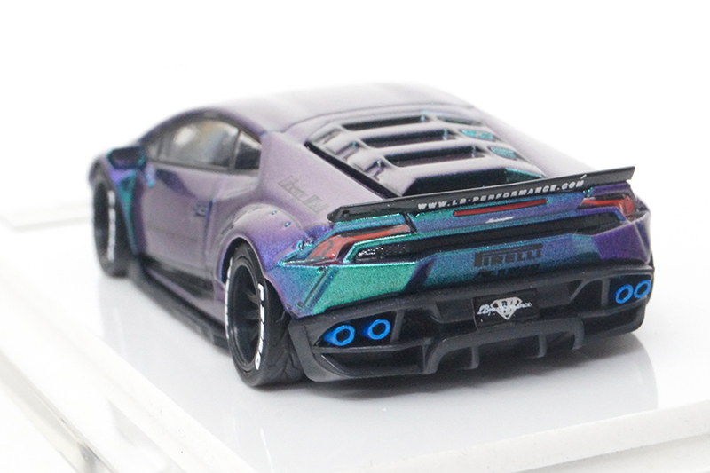 64LB01-26 1/64 LIBERTY WALK LB-WORKS Huracan LP610 Andromeda