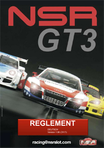 Rules - GT3 - Deutsche version vers. 1.06 - 2015